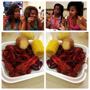 Cajun Seafood Crawfish
