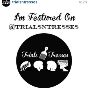 trials n tresses